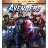 سی دی کی اشتراکی Marvel's Avengers Deluxe