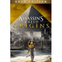 سی دی کی اشتراکی Assassin's Creed Origins Gold Edition