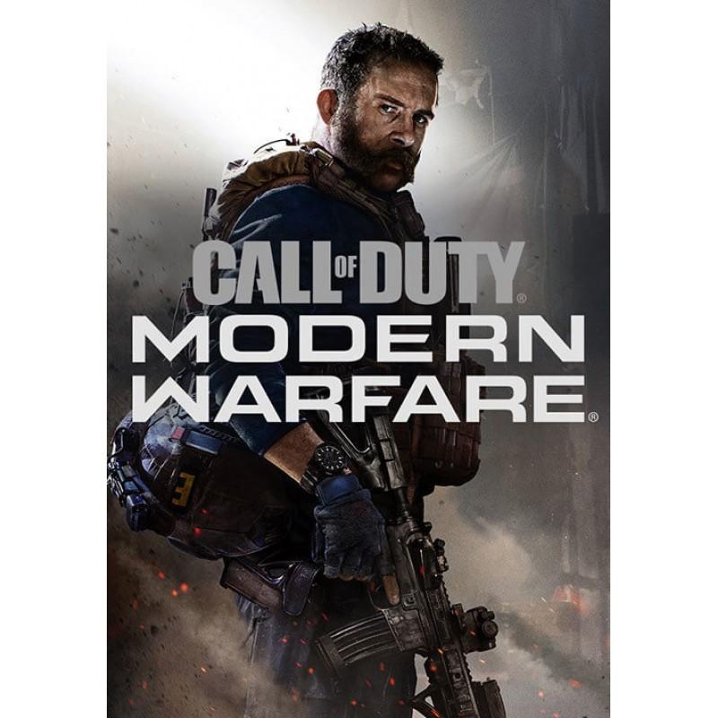سی دی کی اشتراکی Call of Duty : Modern Warfare