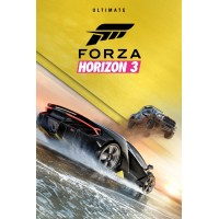 سی دی کی اشتراکی Forza Horizon 3 Ultimate Edition با قابلیت آنلاین