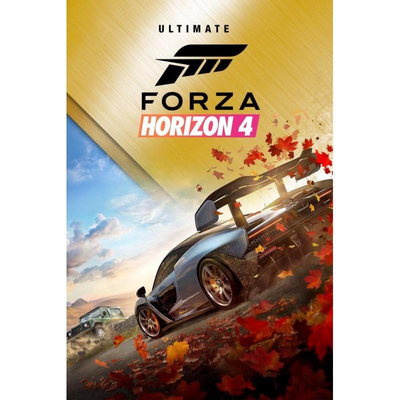 سی دی کی اشتراکی Forza Horizon 4 Ultimate Edition |با قابلیت آنلاین بدون کرش