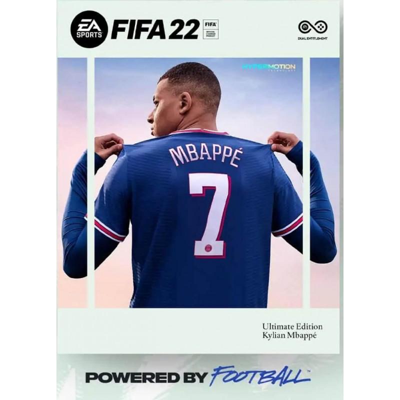 سی دی کی اشتراکی FIFA 22