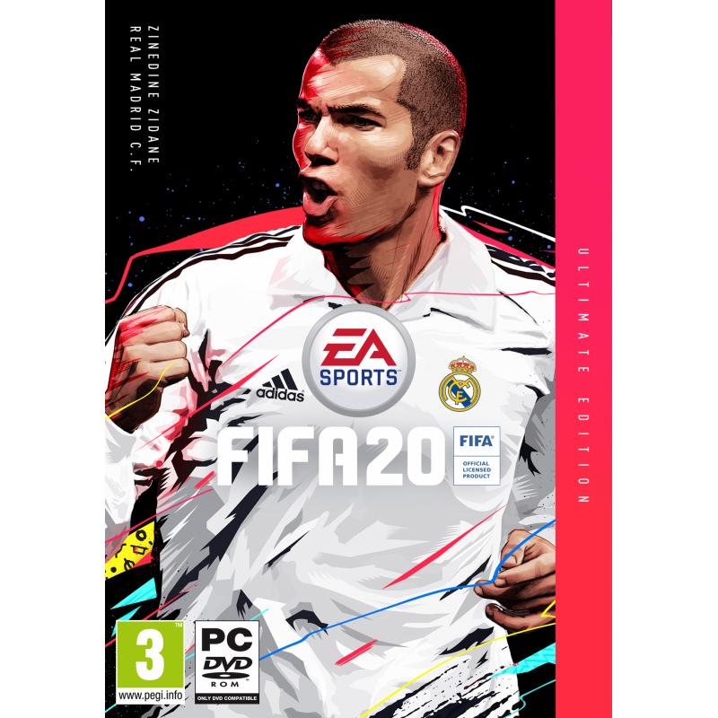 سی دی کی اشتراکی FIFA 20