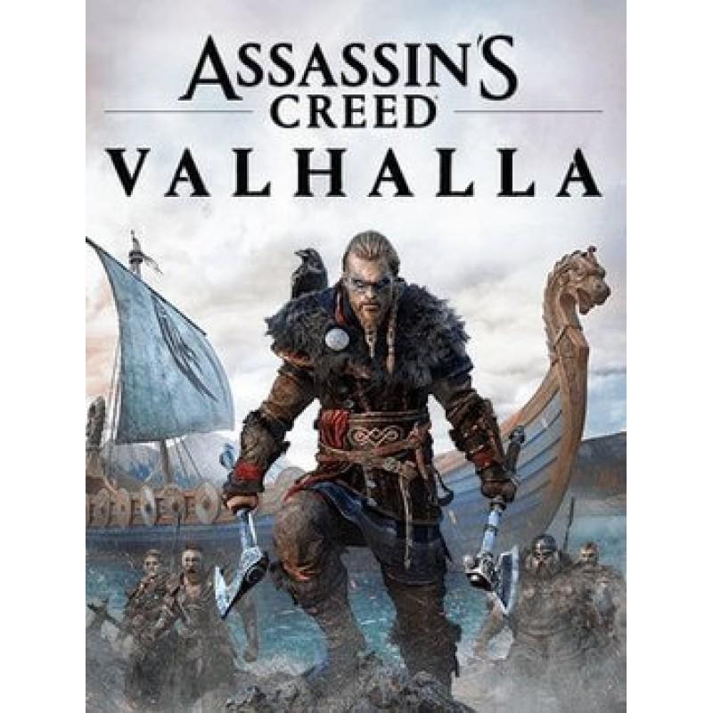 سی دی کی اشتراکی Assassin's Creed Valhalla