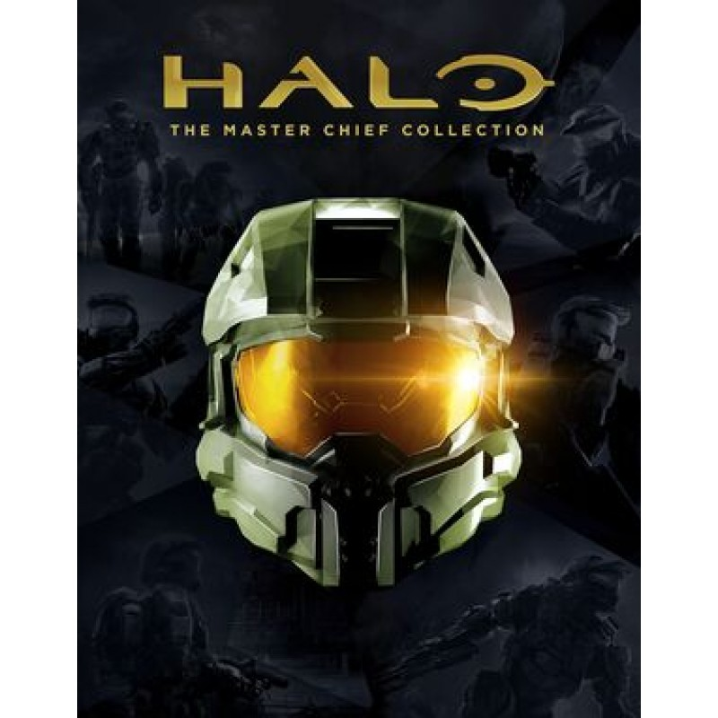سی دی کی اشتراکی Halo: The Master Chief Collection |با قابلیت آنلاین بدون کرش