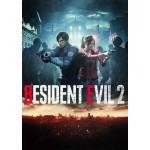 سی دی کی اشتراکی Resident Evil 2 Remake