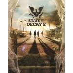 سی دی کی اشتراکی State Of Decay 2 با قابلیت آنلاین