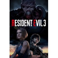 سی دی کی اشتراکی Resident Evil 3
