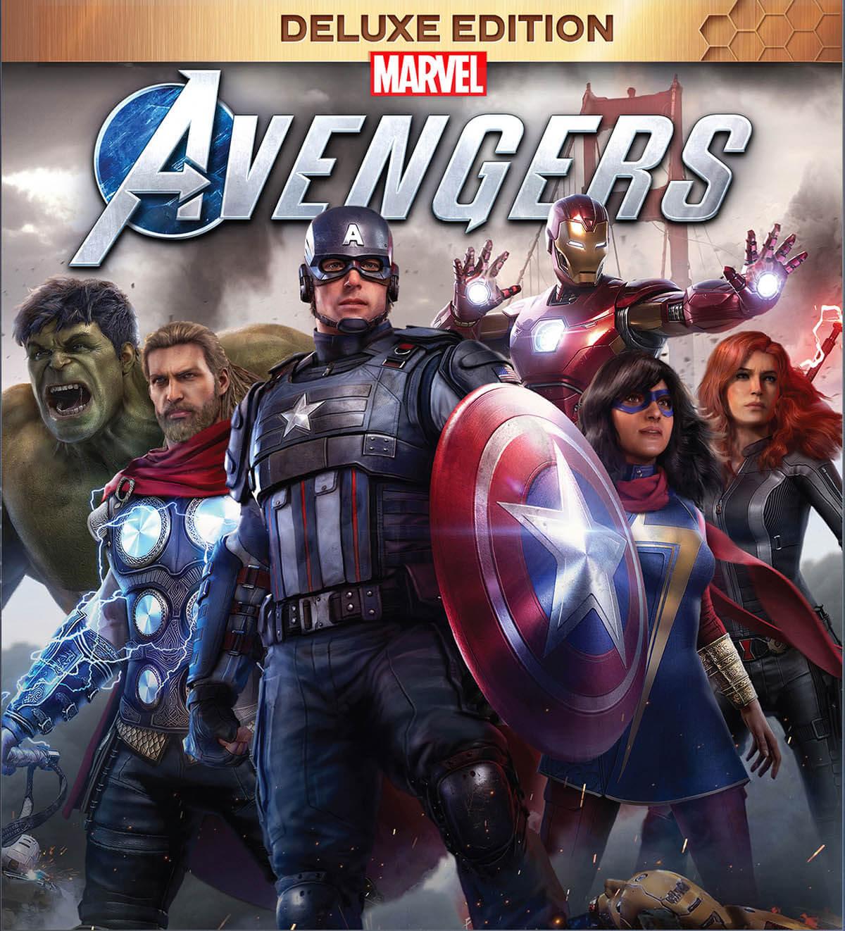 دانلود Marvel's Avengers Deluxe برای PC